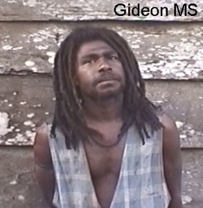 Gideon Koro of Umboi Island, Papua New Guinea, ropen eyewitness