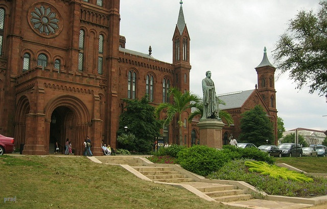 Smithsonian exterior